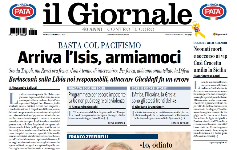 libia giornale